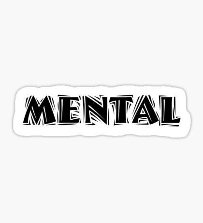 Mental Sticker