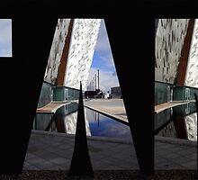 Titanic Museum Belfast by Wrayzo