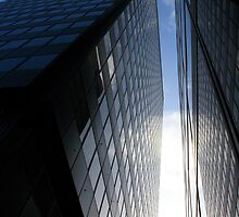 High Rise Offices - London by Paul Playford