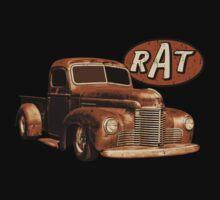 RAT - Truck One Piece - Short Sleeve