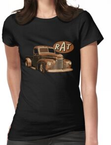 RAT - Truck Womens Fitted T-Shirt