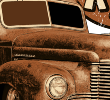 RAT - Truck Sticker
