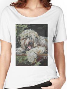 Pet Portrait  Women's Relaxed Fit T-Shirt