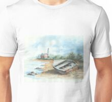 Tawas Point Light House Unisex T-Shirt