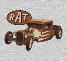 RAT - Racer T-Shirt