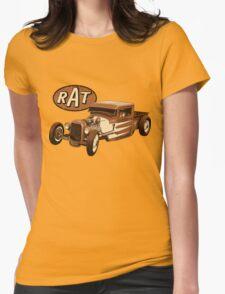 RAT - Racer Womens T-Shirt