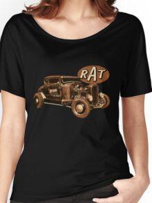 RAT - Nitro Women's Relaxed Fit T-Shirt