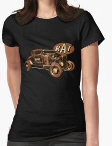 RAT - Nitro Womens Fitted T-Shirt