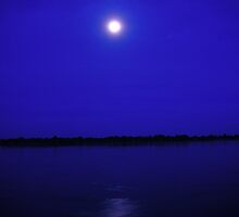 Blue Moon by yiorgo