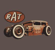 RAT - Route 66 Baby Tee