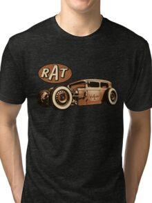 RAT - Route 66 Tri-blend T-Shirt
