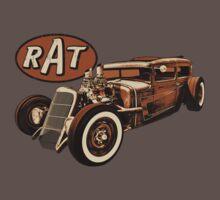 RAT - Low & Slow One Piece - Short Sleeve