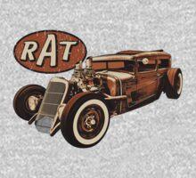 RAT - Low & Slow Kids Clothes