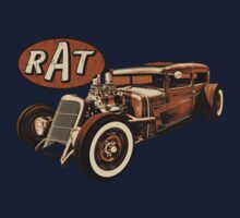 RAT - Low & Slow Kids Clothes