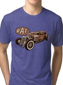 RAT - Low & Slow Tri-blend T-Shirt