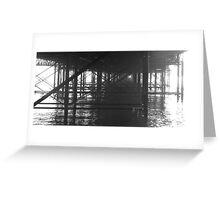 Palace Pier, Brighton. No.1 Greeting Card