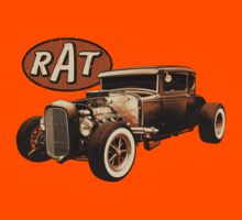 RAT - Black Rat Kids Tee