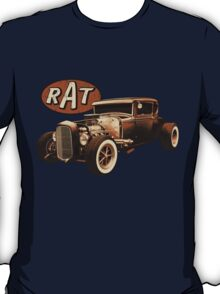 RAT - Black Rat T-Shirt