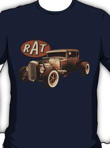 RAT - Black Rat T-Shirt