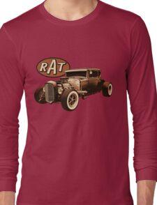 RAT - Black Rat Long Sleeve T-Shirt