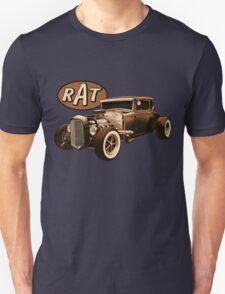 RAT - Black Rat Unisex T-Shirt
