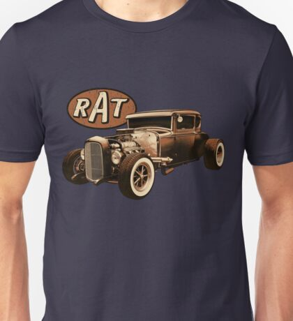 RAT - Black Rat Unisex T-Shirt