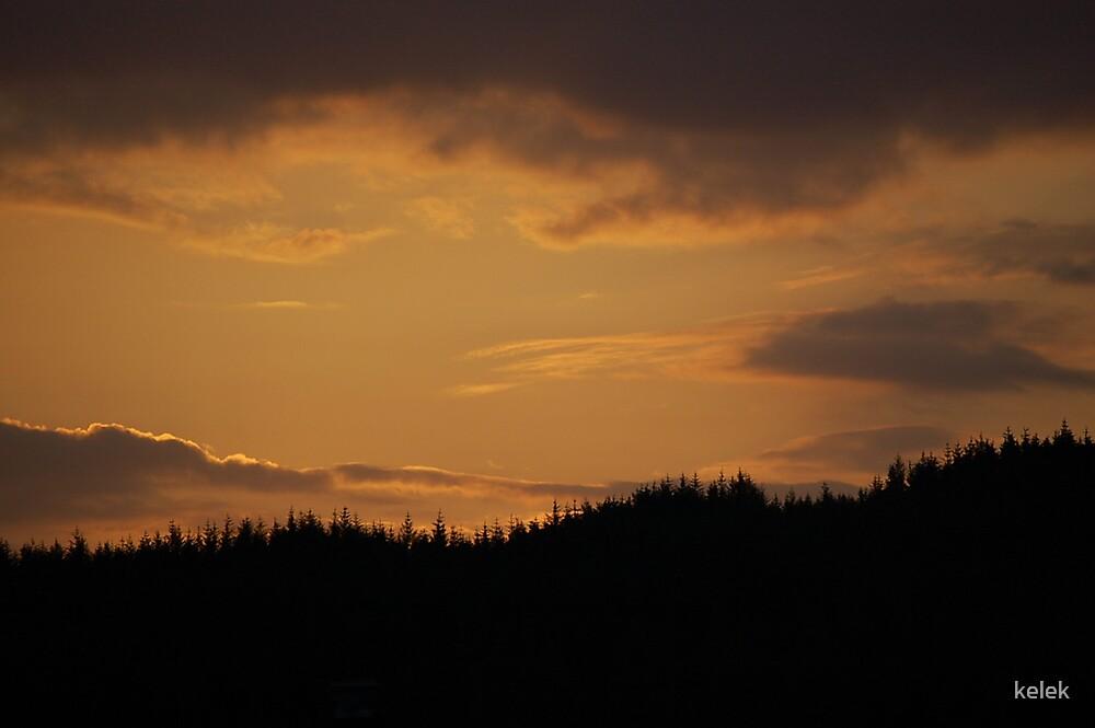 Sunset 2 by kelek