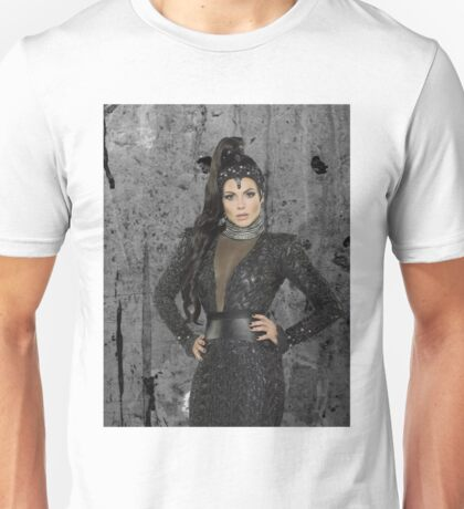 Evil Queen Once Upon a Time! Unisex T-Shirt