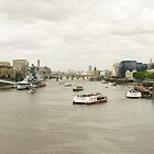 The Pool of London by Paul Playford