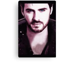 Once Upon a Time - Captain Hook Canvas Print