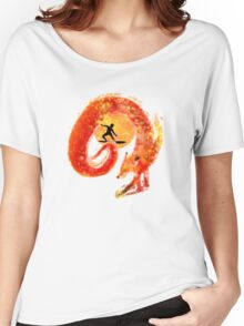 Fox Surfing Women's Relaxed Fit T-Shirt