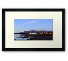 Mournes View Framed Print