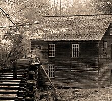 Mingus Mill VIII by Gary L   Suddath