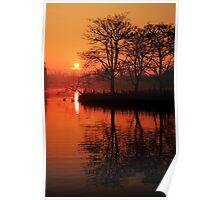 Sydenham Sunrise Poster