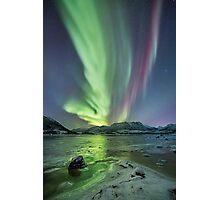 Raising Aurora Photographic Print