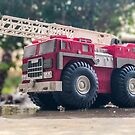Fire Truck by Randy Turnbow