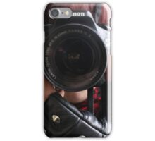 Reverse Photography iPhone Case/Skin