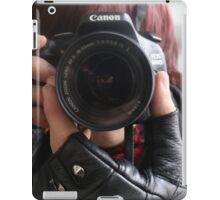 Reverse Photography iPad Case/Skin