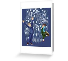 Shiny Doctor Greeting Card