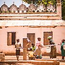 Water Pump at Mosque by Tim Cowley