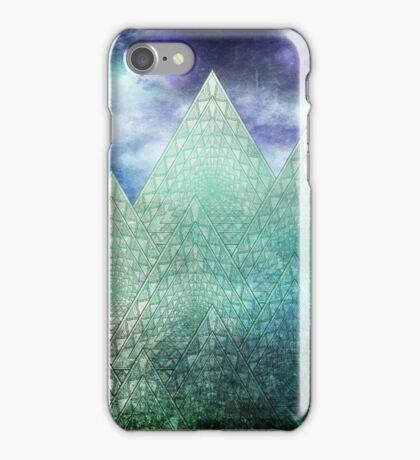 Frozen Peaks iPhone Case/Skin