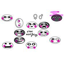 I have mixed Feelings by Yvonne Kok