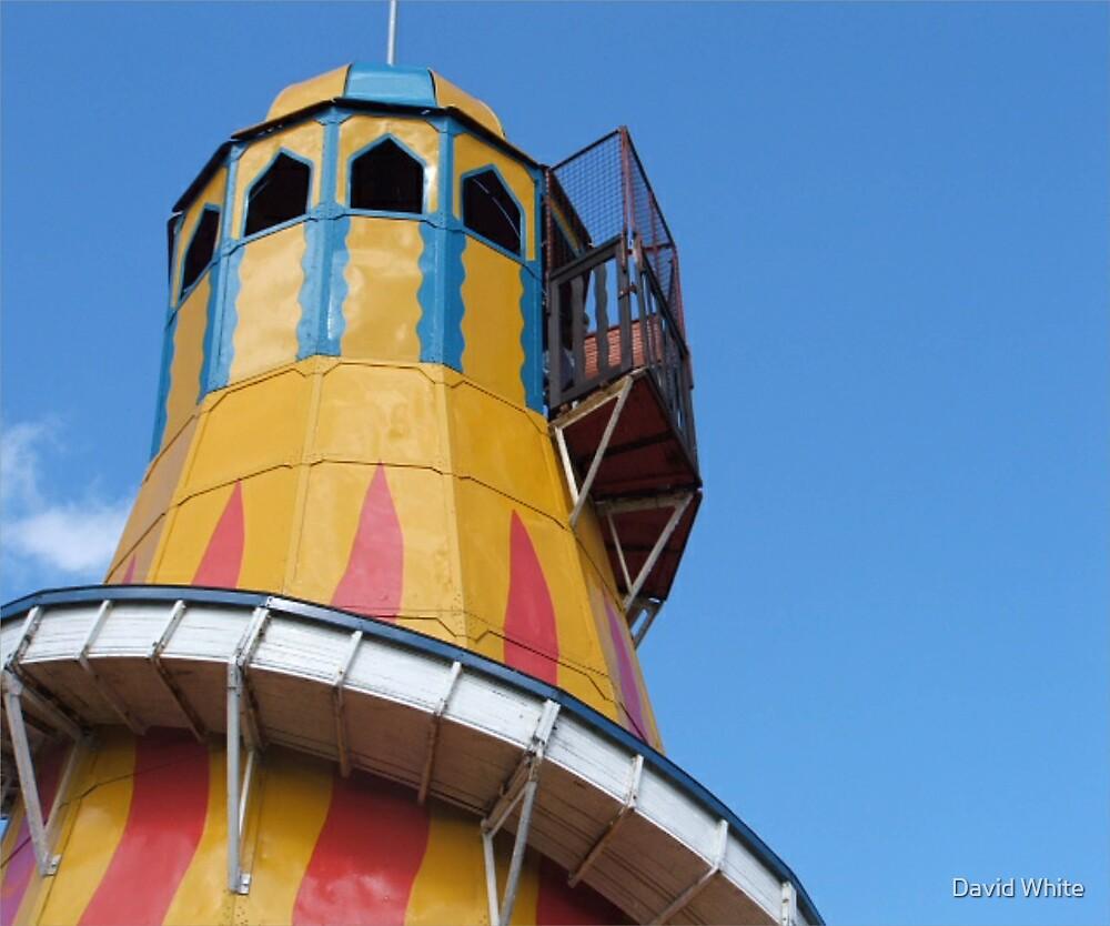 tower of joy by David White