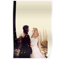 Once Upon a Time - Captain Swan Poster