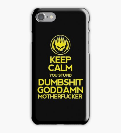 the offspring iPhone Case/Skin