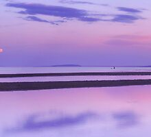 Blairgowrie Moonrise by Sam Sneddon