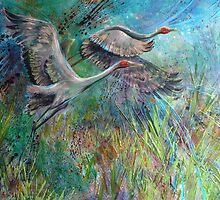 Wetland by De Gillett