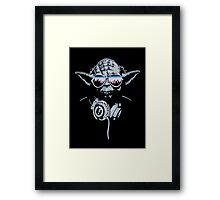 DJ Yoda Framed Print