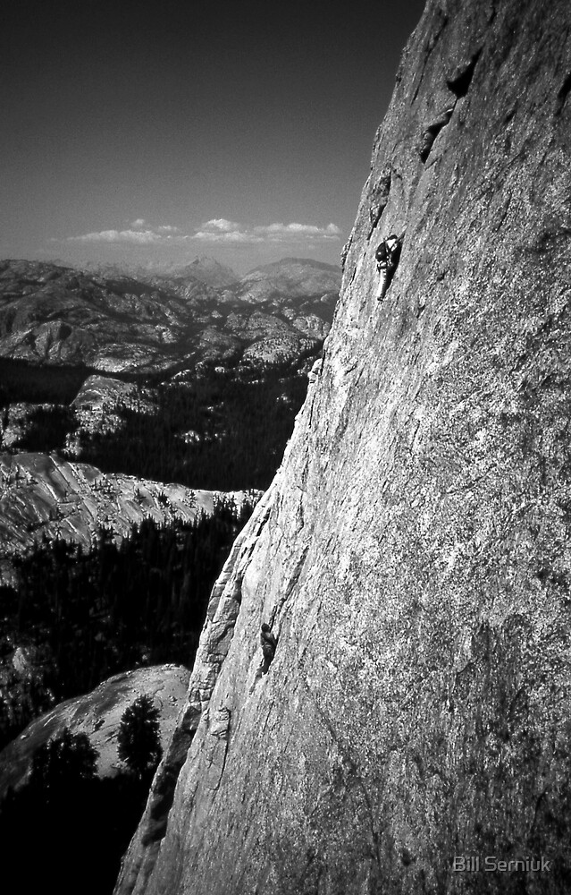 High Country Climbing by Bill Serniuk