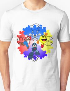 THE HEROES OF GAMING Unisex T-Shirt